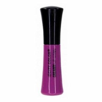 (6 Pack) City Color Creamy Lips - Ultra-Pigmented Lip Cream - Blackberry Mojito