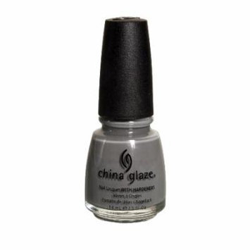 (3 Pack) CHINA GLAZE Nail Lacquer with Nail Hardner 2 - Recycle