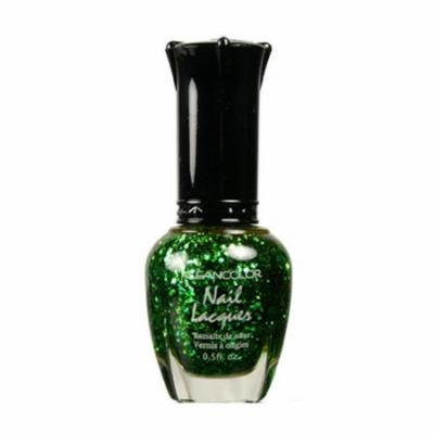 (6 Pack) KLEANCOLOR Nail Lacquer 4 - Green with Envy