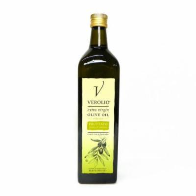 Verolio Italian Fruttato Extra Virgin Olive Oil, 33.8 oz