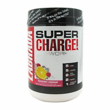 Labrada Nutrition Super Charge 5.0 Raspberry Lemonade - 25 Servings