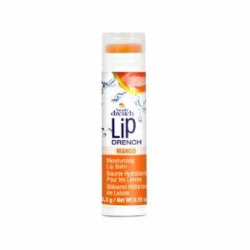 (6 Pack) BODY DRENCH Moisturizing Fruity Lip Balms - Mango