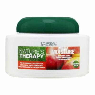 (3 Pack) L'OREAL Nature's Therapy Mega Moisture Nurturing Creme - Hair Treatment
