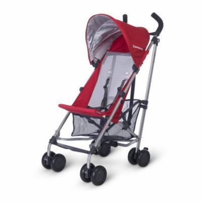 UPPAbaby G-LiTE Stroller - Denny (Red)