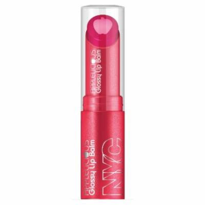 (3 Pack) NYC Applelicious Glossy Lip Balm - Applelicious Pink (DC)