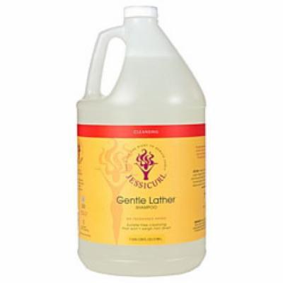 Jessicurl Gentle Lather Shampoo, Citrus Lavendar, Gallon.