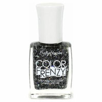 (3 Pack) SALLY HANSEN Color Frenzy Textured Nail Color - Spark ; Pepper