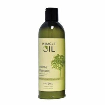 Earthly Body Miracle Oil Shampoo, 16 fl. oz.