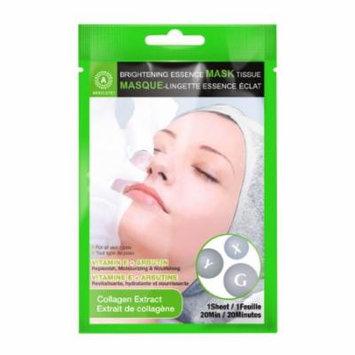 ABSOLUTE Brightening Essence Mask - Collagen