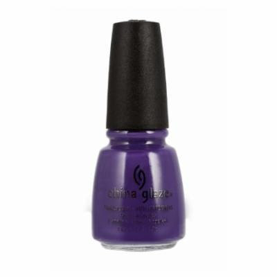(3 Pack) CHINA GLAZE Nail Lacquer with Nail Hardner 2 - Grape Pop
