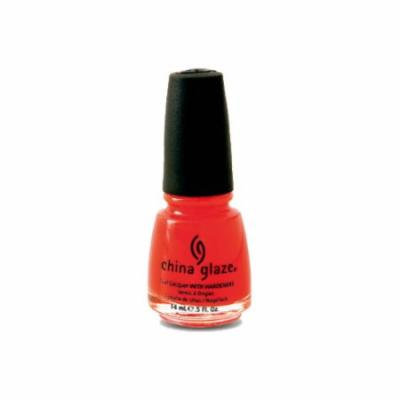 (3 Pack) CHINA GLAZE Nail Lacquer with Nail Hardner 2 - Japanese Koi