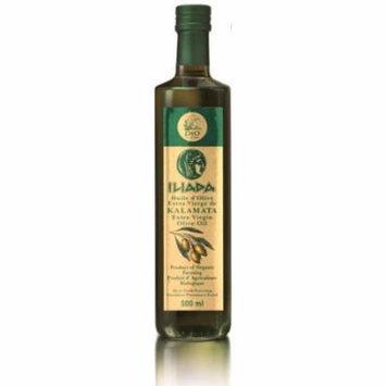 Iliada Organic Kalamata Greek Extra Virgin Olive Oil - 17.1 fl oz