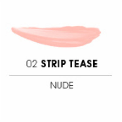 ModelCo Shine Ultra Lip Gloss, Strip Tease.
