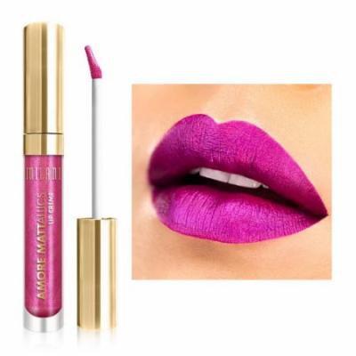 (3 Pack) MILANI Amore Metallics Lip Creme - Automattic Touch