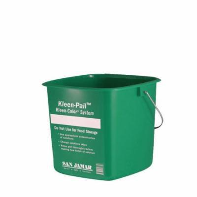 Kleen-Pail® Green 8 qt