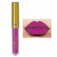 (6 Pack) LA Splash Lip Contour Waterproof Liquid Lipstick - Hidden Desires