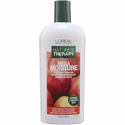 (6 Pack) L'OREAL Nature's Therapy Mega Moisture Nurturing Shampoo - Nurturing Shampoo