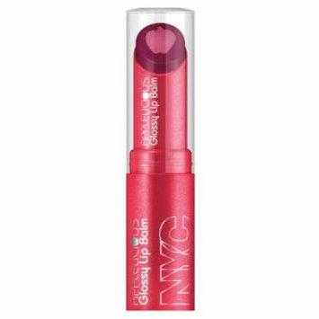 (3 Pack) NYC Applelicious Glossy Lip Balm - Apple Plum Pie (DC)