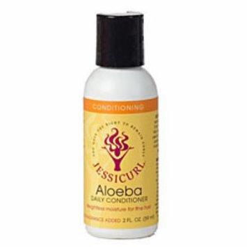 Jessicurl Aloeba Daily Conditioner, Citrus Lavendar, 2.0 fl. oz.