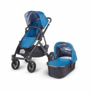 UPPAbaby VISTA Stroller - Georgie (Marine Blue/Carbon)