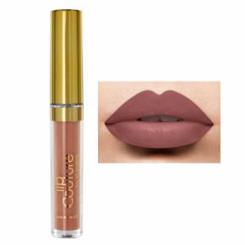 (6 Pack) LA Splash Lip Contour Waterproof Liquid Lipstick - Ghoulish