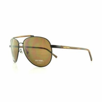 COLE HAAN Sunglasses CH703 Black 59MM