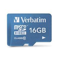 Verbatim VTM44043B Verbatim 44043 Class 10 Uhs-1 Tablet Microsdhc Card