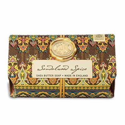 Michel Design Works Sandalwood Spice Large Bath Soap Bar