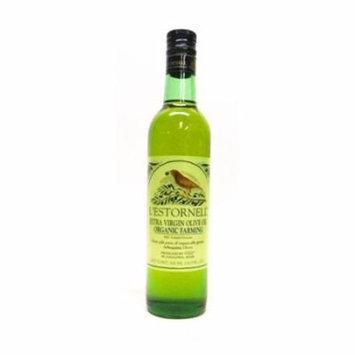 L'Estornell Organic Extra Virgin Olive Oil from Spain 16.9 oz