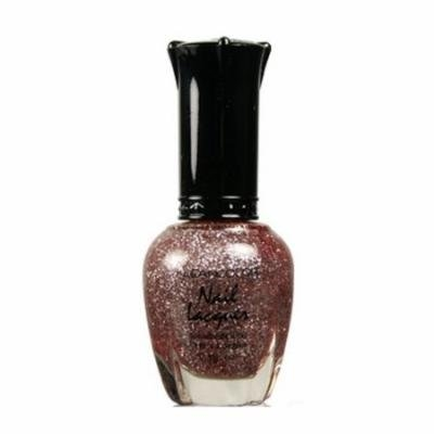 (6 Pack) KLEANCOLOR Nail Lacquer 3 - Diamond Pink
