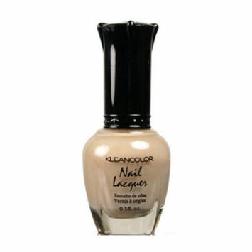 KLEANCOLOR Nail Lacquer 3 - Sheer Pastel Brown