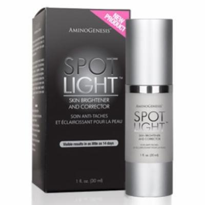 AminoGenesis SpotLight Skin Brightener, 1.0 fl. oz.