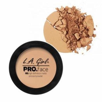LA GIRL PRO Face Powder - Nude Beige