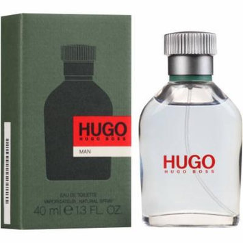 Hugo Boss Man Eau de Toilette Natural Spray, 1.3 fl oz