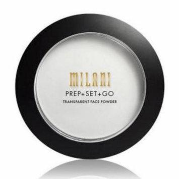 (6 Pack) MILANI Prep + Set + GO Transparent Face Powder