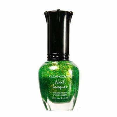 (6 Pack) KLEANCOLOR Nail Lacquer 4 - Chunky Holo Clover