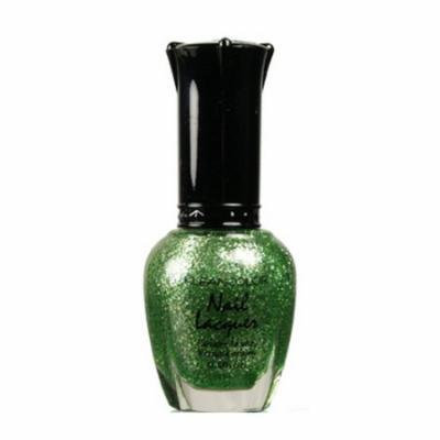 (6 Pack) KLEANCOLOR Nail Lacquer 3 - Diamond Green