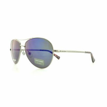 COLE HAAN Sunglasses CH610 Pewter 57MM