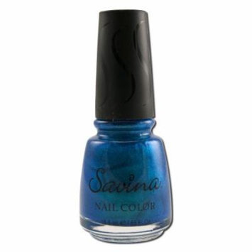 Earthly Delights - Savina Nail Polish, Sparkling Water S97552