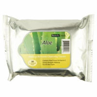 BEAUTY TREATS Makeup Remover Cleansing Tissues - Aloe