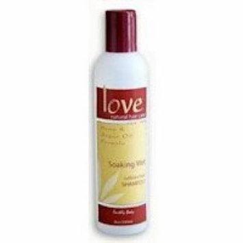 Earthly Body Love Soaking Wet Sulfate-Free Shampoo, 8.0 oz.
