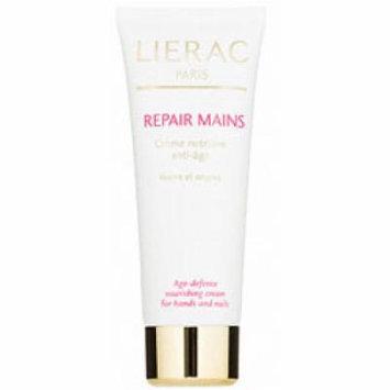 LIERAC Paris Repair Mains Anti-Aging Hand Cream, 1.69 fl. oz.
