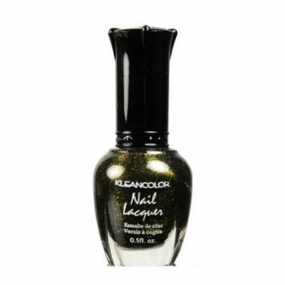 (6 Pack) KLEANCOLOR Nail Lacquer 2 - Golden Nightmare