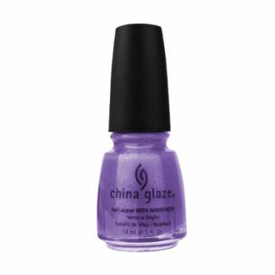 (6 Pack) CHINA GLAZE Nail Lacquer with Nail Hardner 2 - Grape Juice