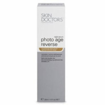 Skin Doctors Cosmeceuticals Photo Age Reverse Night Serum, 1.0 oz.