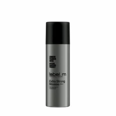 LABEL.M EXTRA STRONG MOUSSE, 200 ml.