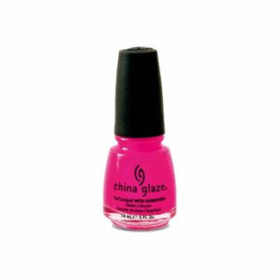 (3 Pack) CHINA GLAZE Nail Lacquer with Nail Hardner 2 - Rose Among Thorns