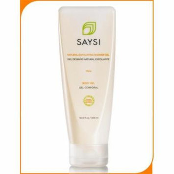 Saysi PIEL000053 Natural Exfoliating Shower Gel
