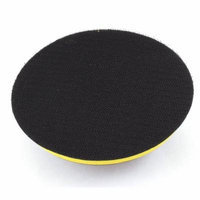 Granite Concrete Wet Dry Nylon Polishing Grinding Pad Wheel Black 125mm Dia
