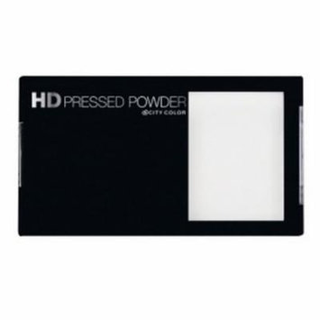 (3 Pack) CITY COLOR HD Pressed Powder - Matte Finish